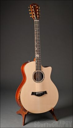 Taylor Custom GS, 8 String Baritone