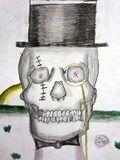 Artsonia Art Exhibit :: Skulls