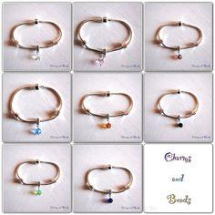 Bracelet chams beads