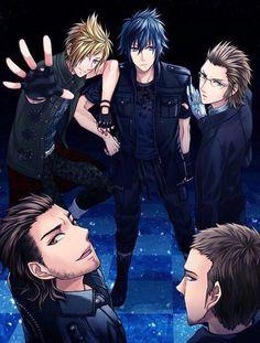 Final Fantasy XV/15 ❁ Book Of Random. Random bits or pieces of … #random Random #amreading #books #wattpad