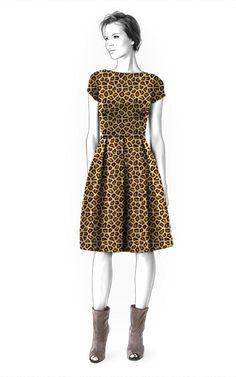 8a2324d654a95d 330 beste afbeeldingen van PATRONEN OP MAAT - Dress patterns ...