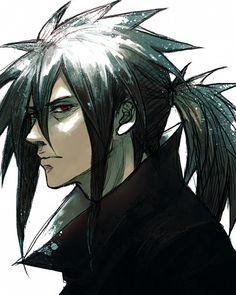 Uchiha Madara yess ponytail madara is my lifee Madara Uchiha, Naruto Uzumaki, Anime Naruto, Naruto Oc, Shikamaru, Gaara, Boruto, Konoha Village, Manhwa