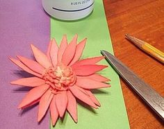 How to Make Easy Quilled Paper Flowers | eHow.com