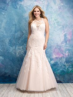 377517b6b8 Available to try on at MB Bride. Call us at  or Text us at  to schedule  your bridal appointment. SKU 71212 Clear sequins bring shimmer and life to  this ...
