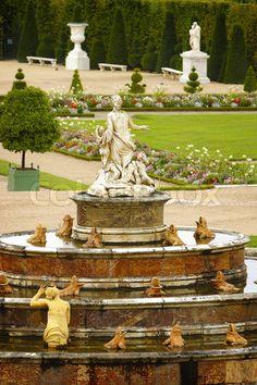 Fountain - Versailles