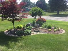 Strategy, methods, also guide with regard to obtaining the greatest outcome and also coming up with the optimum perusal of Landscaping Inspiration Front Yard Landscaping Design, Garden Yard Ideas, Outdoor Gardens, Landscape Design, Driveway Landscaping, Landscaping Around Trees, Rock Garden Landscaping, Small Front Yard Landscaping, Front Yard Garden