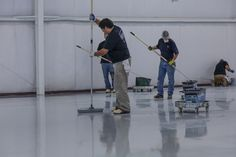 Optimize your workspace with Liquid Floors comprehensive industrial floor coating & polishing. Offices in NC & SC but serving all of the Southeast. Industrial Flooring, Yellow Pages, Epoxy Floor, Polished Concrete, Get Directions, Concrete Floors, Birmingham, Floor Coatings, Home Improvement