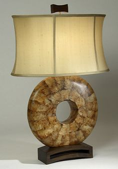 This lamp makes a bold, beautiful statement!