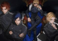 Galactic Heroes, Fire Emblem Characters, Blue Lion, Games Images, Game Character, Game Art, Pop Culture, Fangirl, Nerd