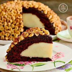 Fındıklı Kümbet Pasta. İnanılmaz pratik ve çok lezzetli bir pasta.