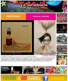 La Curandera (Argentina) Abril (2013) http://www.revistacurandera.com/sitio/?p=3348