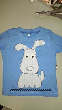 Mis krikricositas: Camisetas patchwork