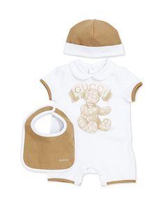 3-Piece Newborn Gift Set, 0-18 Months by GUCCI at Neiman Marcus.