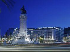 Week-end Lisbonne Donatello, promo Week-end Hôtel Fenix Lisboa 4* Lisbonne prix promo week-end Donatello à partir de 308.00 € TTC