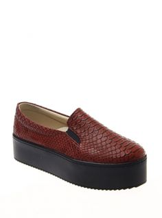Sports Shoes - Maroon - Shoes Time