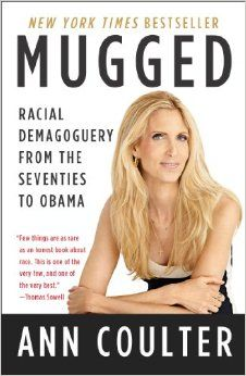 mugged racial demagoguery