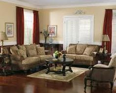 Country Living Rooms | Styles of Country Living Room Furniture and French Country Living Room ...
