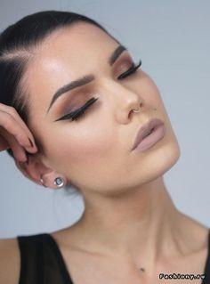 Новые идеи make-up от Linda Hallberg