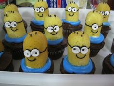 despicable me - more minions for ben's birthday