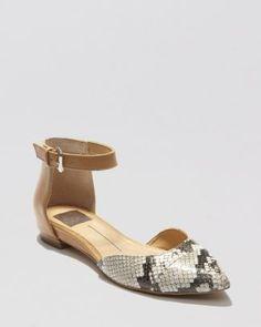 Dolce Vita Pointed Toe Flats - Gav  Bloomingdale's