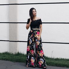"""1,293 curtidas, 27 comentários - Camila Lima  (@camihlima) no Instagram: """"Fala sério, que look é esse né amores?!  Essa calça envelope é a sensação do momento e eu queria…"""""""