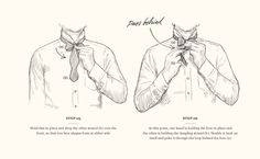 How to tie the perfect bow tie | The knack | The Journal|MR PORTER