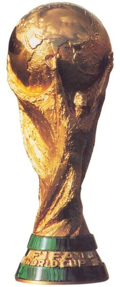 FIFA World Cup Trophy is awarded every four years to the country that wins the FIFA World Cup, currently held by Spain.