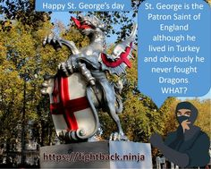 Happy St. George's D