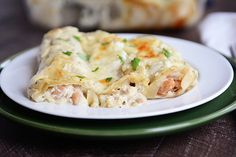 Update 10/2015: After years and years living here on my site, these favorite chicken enchiladas needed a facelift. Hello new pictures! And also, I've included a few additional notes in the re…