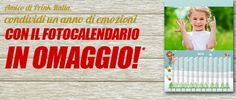 #Fotocalendario in #omaggio seguendo #Prink su Facebook