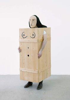 Wiebke Siem – Maskenkostüm, 2000