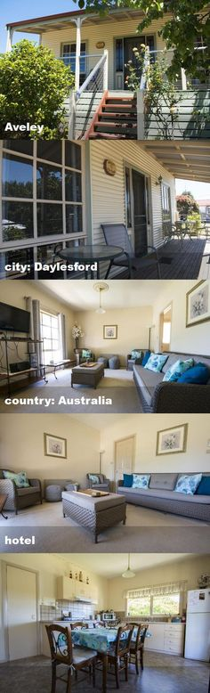Aveley, a property with a garden, is located in Daylesford, an walk from The Convent Gallery Daylesford, Daylesford, Australia Hotels, Country, City, Outdoor Decor, Home Decor, Decoration Home, Rural Area, Room Decor