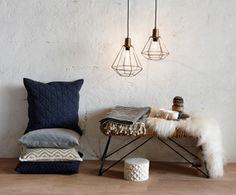 """""""Hübsches"""" für drinnen - Möbel, Textilien und Wohnaccessoires vom dänischen Label Hübsch"""