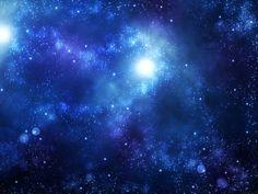 Beautiful-wallpapers-Blue Galaxy Background-wallpaper