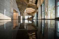 Gallery of Atrium Tower Lobby / Oded Halaf and Crafted by Tomer Gelfand - 7