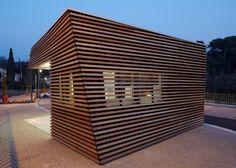 Pavilion / Jean-Luc Fugier