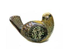 Soholm Josef Simon Mid Century Keramik Vogel von ZeitepochenShop, €69.00
