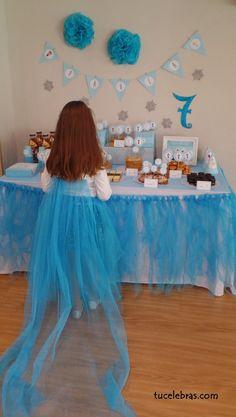 Frozen. Princesa Paula