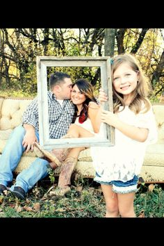 Family pictures :) Country-glam!