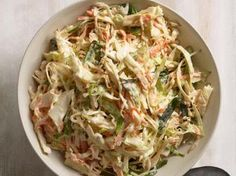 50 Slaw Recipes : Recipes and Cooking : Food Network