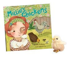 Millie's Chickens Tend Millie's backyard chickens from day to night in this rhyming picture book, which is right on trend and packed with STEM-friendly science info. Ages 5 to 9 years Little Red Hen, Little Ones, Rhyming Pictures, Activities For Kids, Crafts For Kids, Barefoot Books, Spring Books, Puppet Making, Finger Puppets