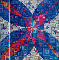 keiki goke -- one of many amazing quilts!
