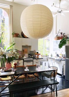 sfgirlbybay / bohemian modern style from a san francisco girl Home Interior Design, Interior And Exterior, Cocinas Kitchen, New York Homes, Architectural Digest, Decoration, Architecture, Home And Living, Kitchen Dining
