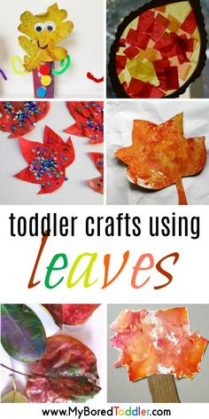 leaf and leaves crafts and activities for toddlers 1 year old 2 year old 3 year.leaf and leaves crafts and activities for toddlers 1 year old 2 year old 3 year old 80 OF TH. Fall Activities For Toddlers, 3 Year Old Activities, Infant Activities, Sensory Activities, Learning Activities, Toddler Art, Toddler Crafts, Preschool Crafts, Fun Crafts