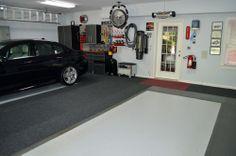 Grey Garage Cabinets http://www.carguygarage.com/garagecabinets1.html
