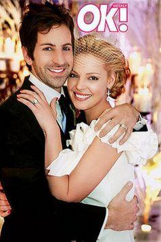 Whimsical Celebrity Weddings Katherine Heigl