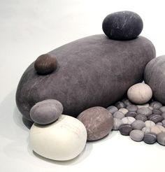 Boulders   RONEL JORDAAN : WOOL / PASSION / DESIGN / UPLIFTMENT