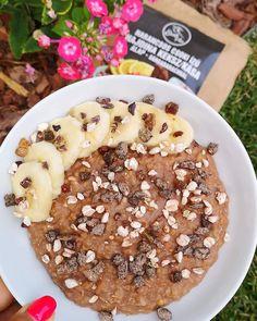 Narancsos-csokis zabkása - NAGYON JÓ Izu, Acai Bowl, Cereal, Oatmeal, Breakfast, Food, Acai Berry Bowl, The Oatmeal, Morning Coffee