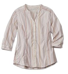 Orvis Royal Robbins Threequartersleeved Shirt Wild Rose Medium -- To view further for this item, visit the image link.(This is an Amazon affiliate link)