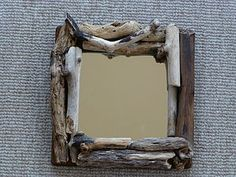 Driftwood Mirror - mirrors